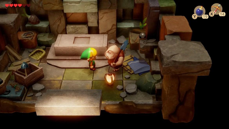 The Legend of Zelda: Link's Awakening E3 2019 Screenshot 14