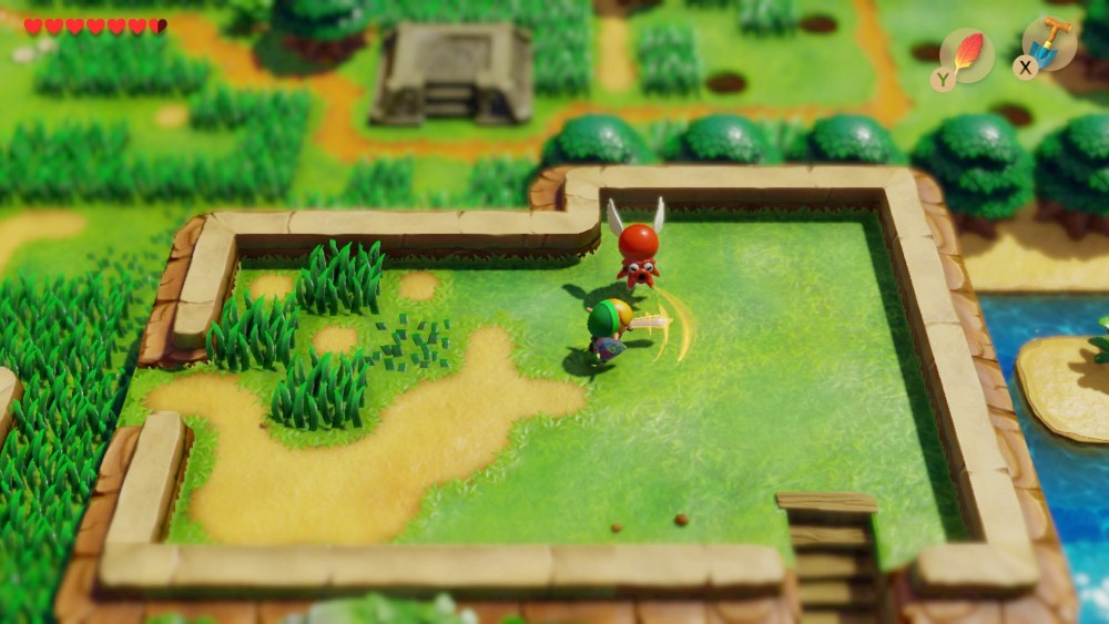 The Legend of Zelda: Link's Awakening E3 2019 Screenshot 3