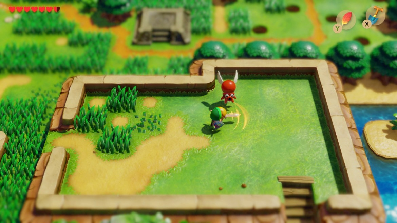 The Legend of Zelda: Link's Awakening E3 2019 Screenshot 3