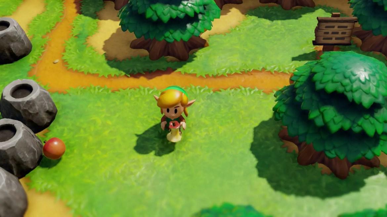 The Legend of Zelda: Link's Awakening E3 2019 Screenshot 4