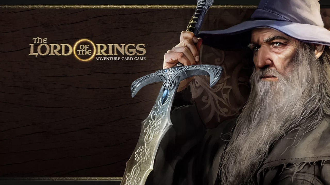 The Lord of the Rings: Adventure Card Game Key Art