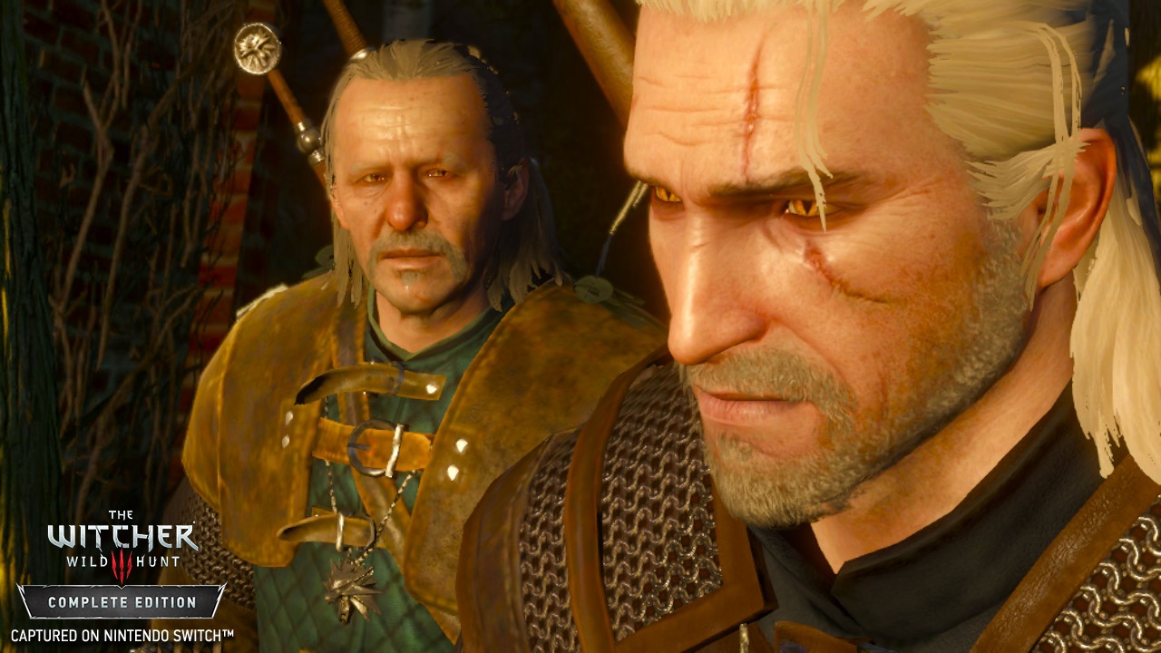 The Witcher 3: Wild Hunt Complete Edition E3 2019 Screenshot 9