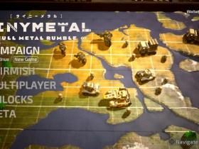 Tiny Metal: Full Metal Rumble Screenshot