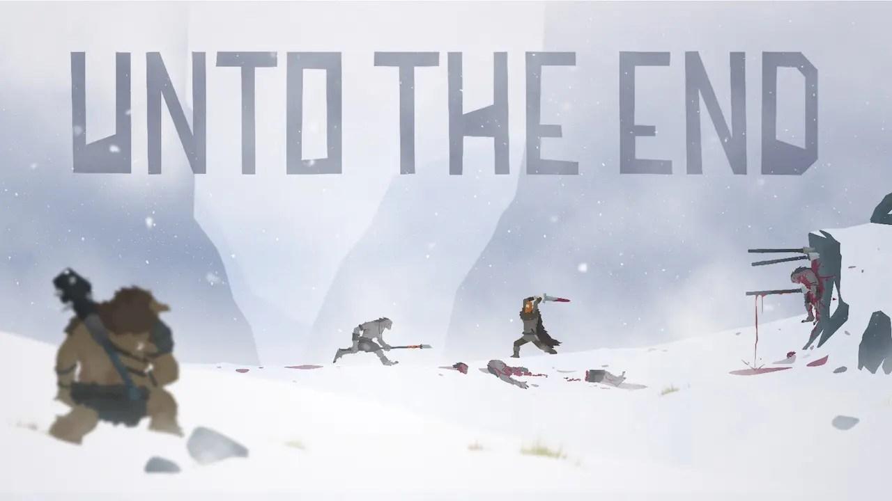Unto The End Logo