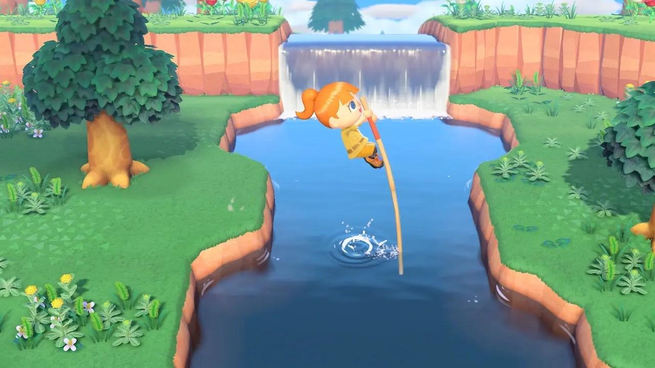 Animal Crossing: New Horizons E3 2019 Screenshot