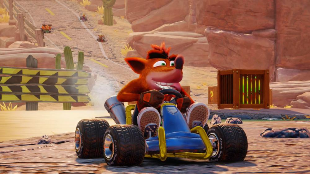 Crash Team Racing Nitro-Fueled Review Screenshot 1