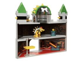 Deluxe Bowser's Castle Playset Photo
