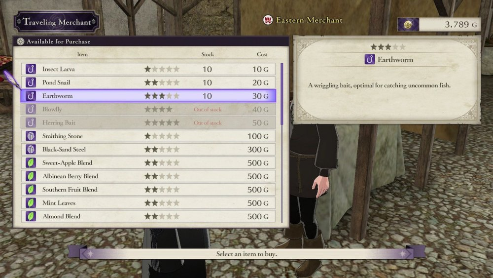 Fire Emblem: Three Houses Bait Screenshot