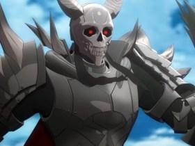 Fire Emblem: Three Houses Death Knight Screenshot