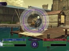 Fire Emblem: Three Houses Fishing Screenshot
