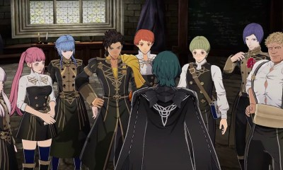 Fire Emblem: Three Houses Golden Deer Screenshot