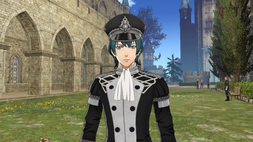 Fire Emblem: Three Houses Officers Academy Outfit Screenshot 2