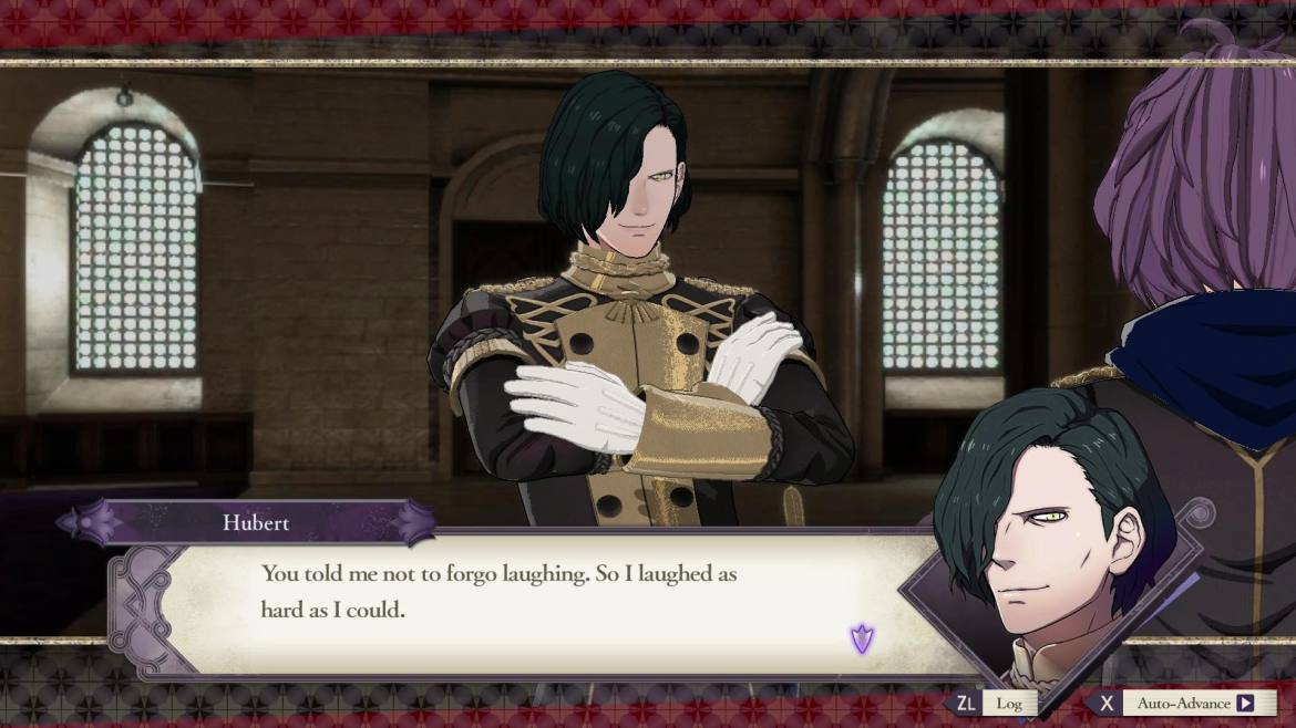 Fire Emblem: Three Houses Review Screenshot 5