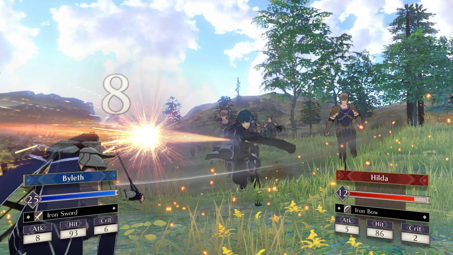 Fire Emblem: Three Houses Review Screenshot 6