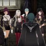 Fire Emblem: Three Houses The Black Eagles Screenshot