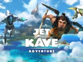 Jet Kave Adventure Key Art