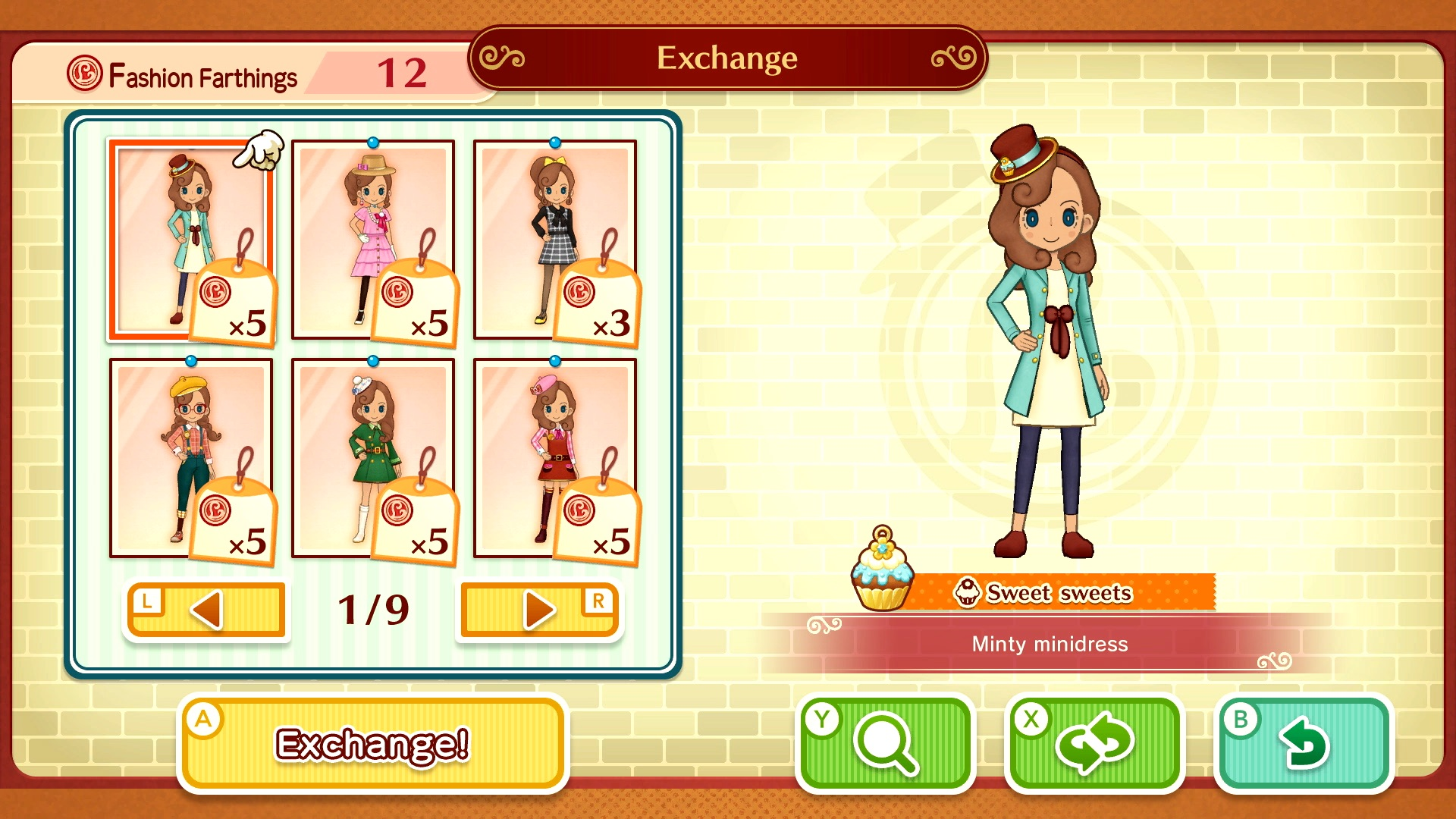 Layton's Mystery Journey: Katrielle and the Millionaires' Conspiracy Deluxe Edition Switch Screenshot 2