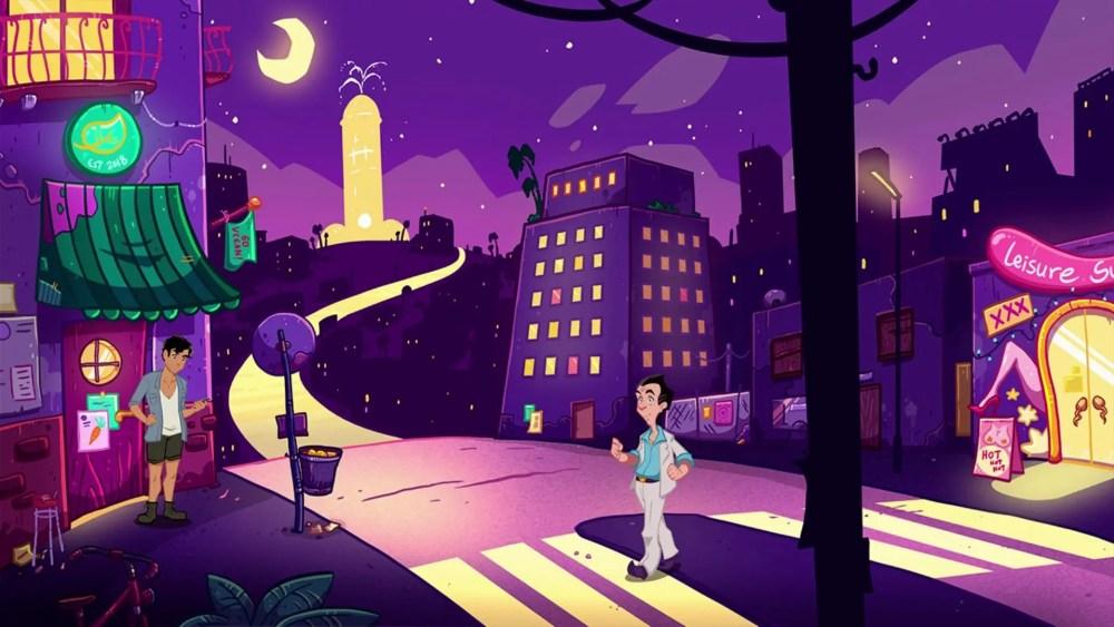Leisure Suit Larry: Wet Dreams Don't Dry Review Screenshot 1