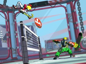 Lethal League Blaze Review Header