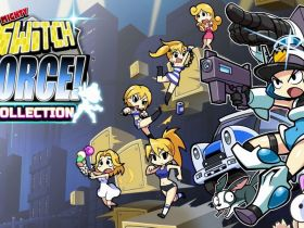 Mighty Switch Force! Collection Logo