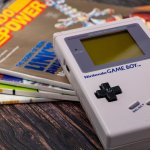 Nintendo Power Game Boy Photo