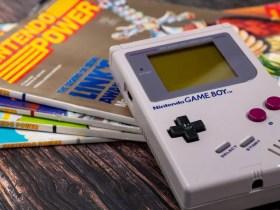 Nintendo Power Game Boy Photo