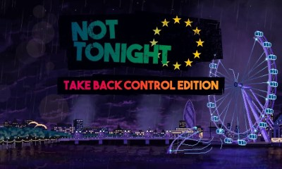 Not Tonight: Take Back Control Edition Logo