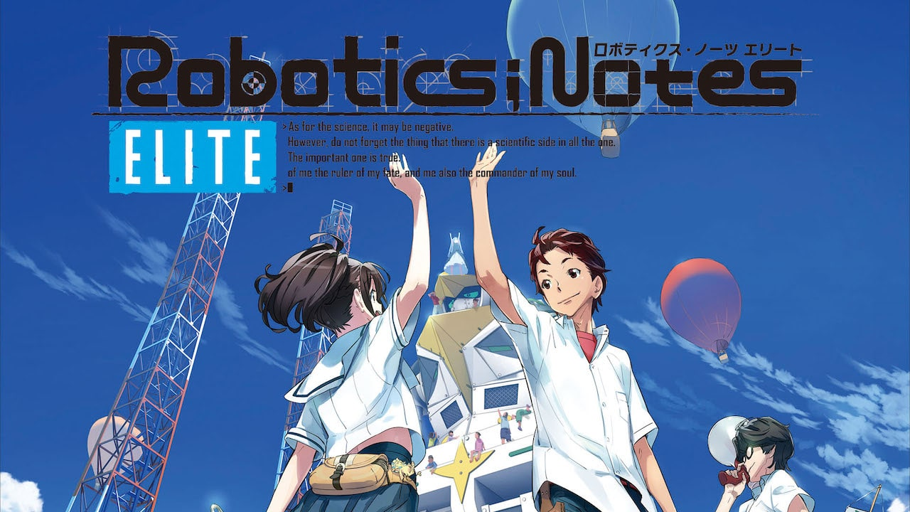 Robotics;Notes Elite Screenshot