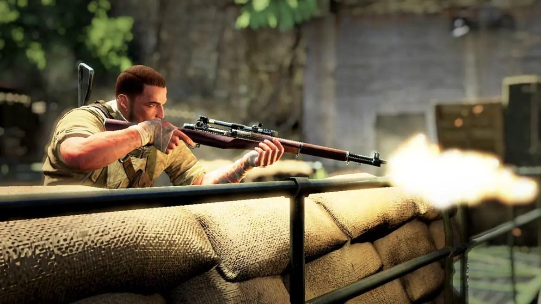 Sniper Elite 3 Ultimate Edition Nintendo Switch Screenshot 2
