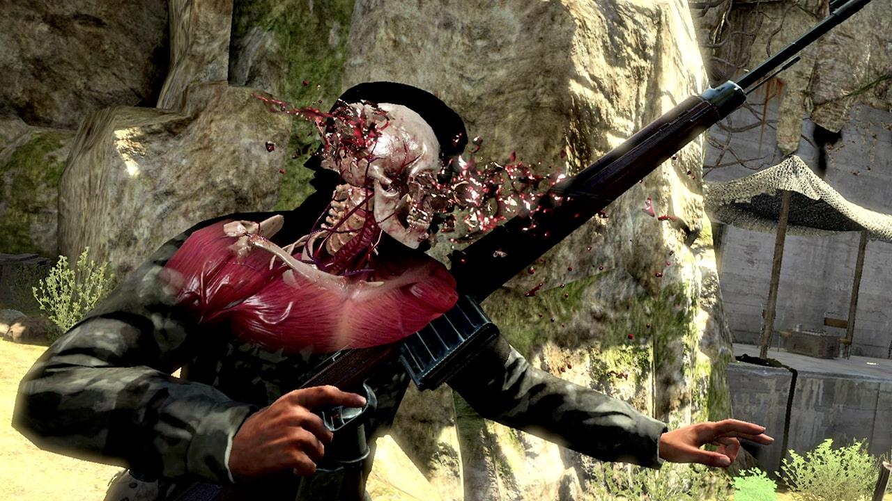 Sniper Elite 3 Ultimate Edition Nintendo Switch Screenshot 8