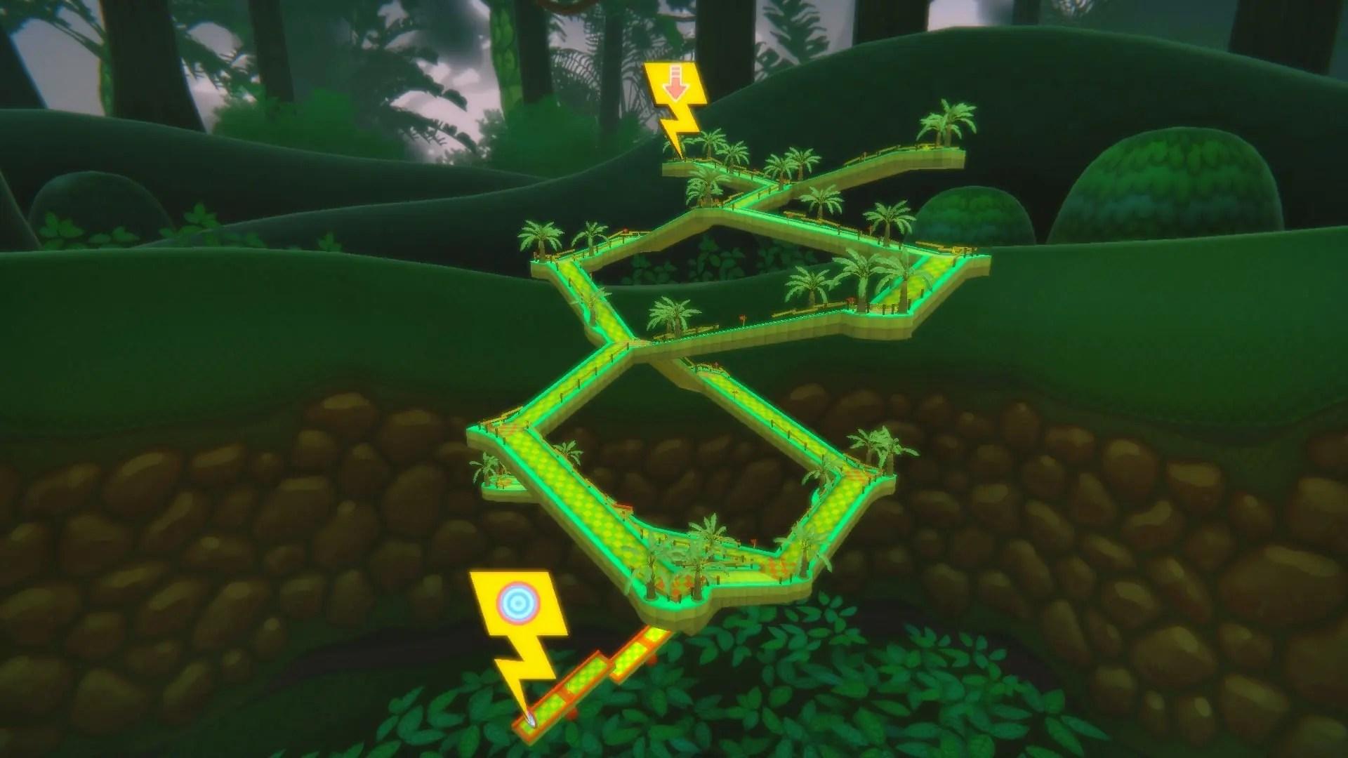 Super Monkey Ball: Banana Blitz HD Screenshot 2