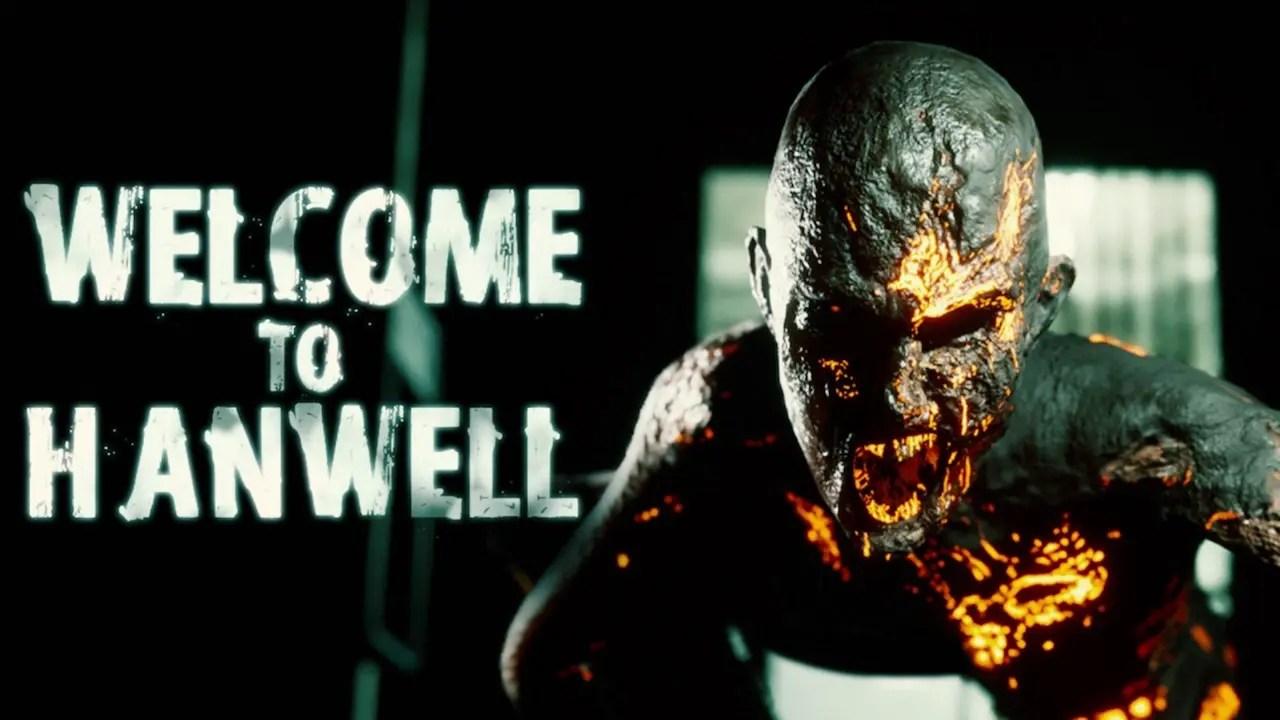 Welcome To Hanwell Logo