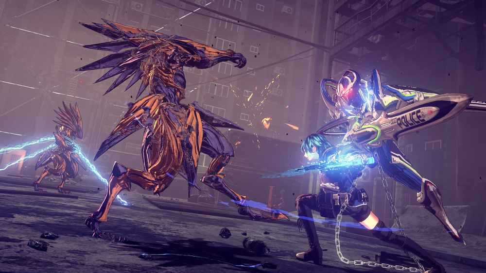 Astral Chain Preview Screenshot 3