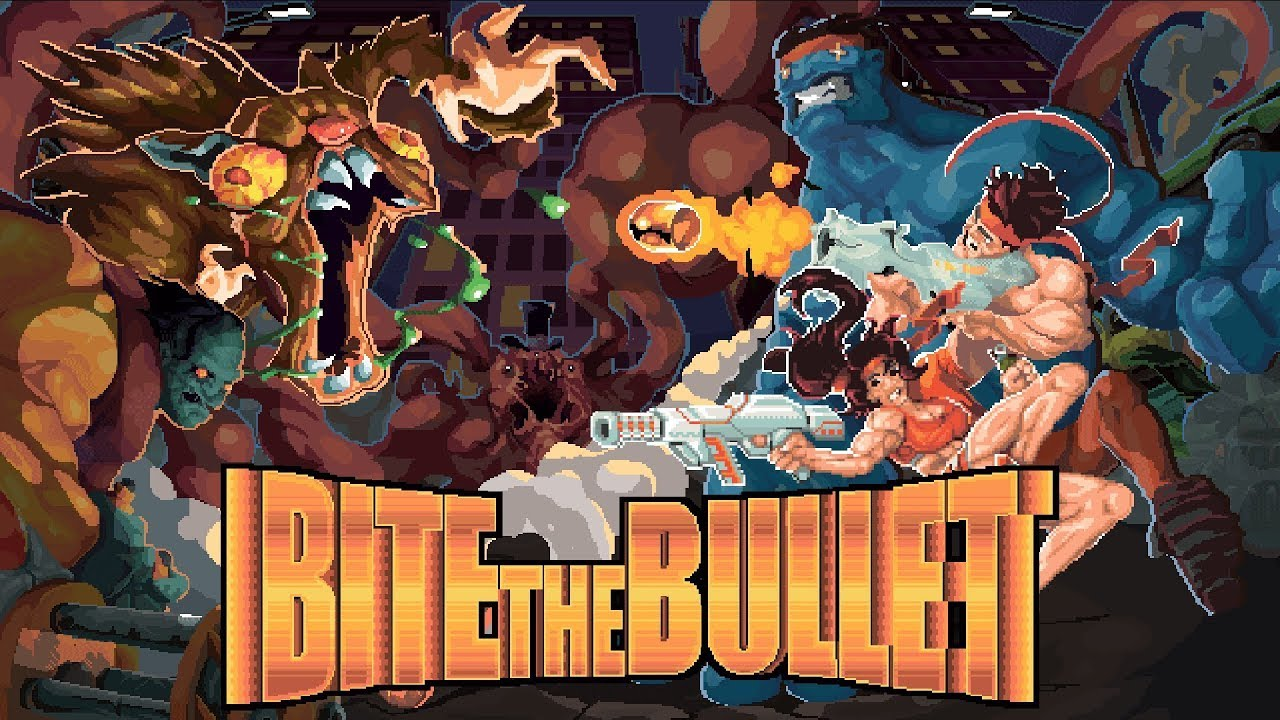 Bite The Bullet Logo
