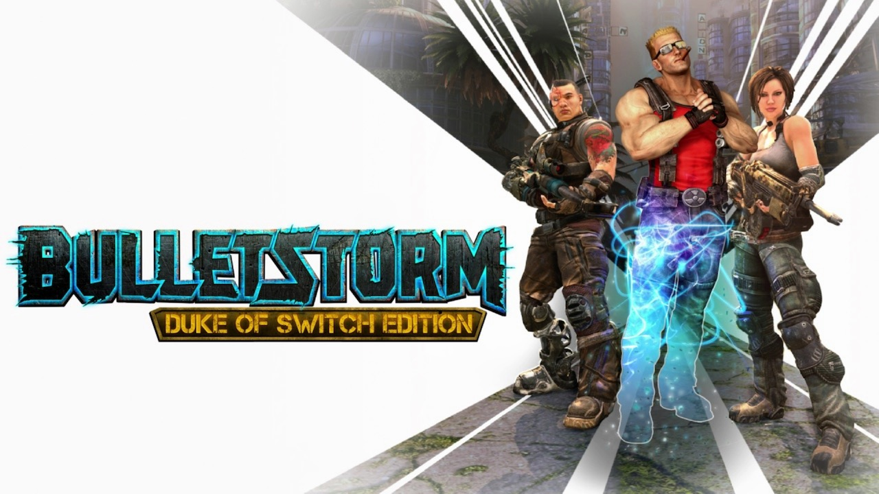 Bulletstorm: Duke Of Switch Edition Logo
