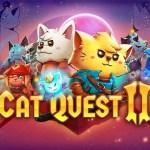 Cat Quest II Logo