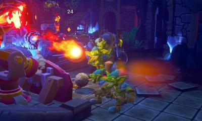 Dungeon Defenders: Awakened Screenshot