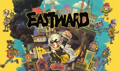 Eastward Logo