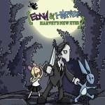 Edna And Harvey: Harvey's New Eyes Logo