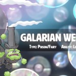 Galarian Weezing Pokémon Sword And Shield Screenshot