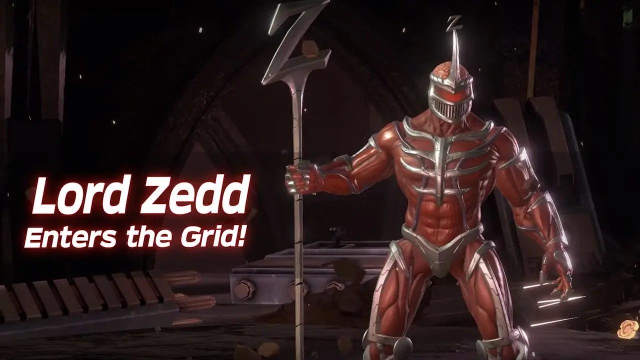 Lord Zedd Power Rangers: Battle For The Grid Screenshot