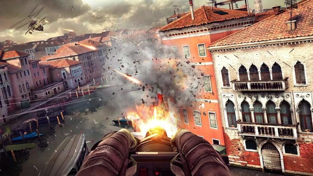 Modern Combat Blackout Review Screenshot 1