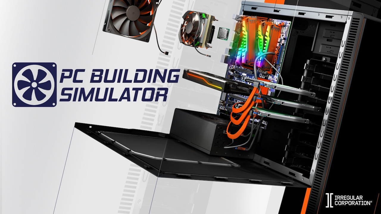 PC Building Simulator Releasing On Nintendo Switch – Nintendo Insider