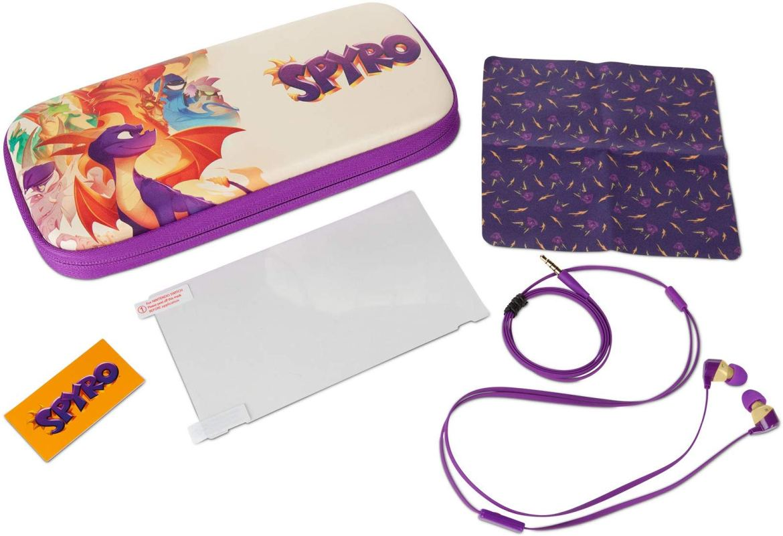 PowerA Spyro Travel Stealth Kit with Case Photo