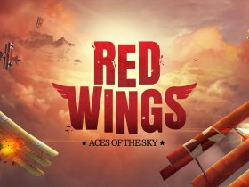 Red Wings: Aces of the Sky Logo