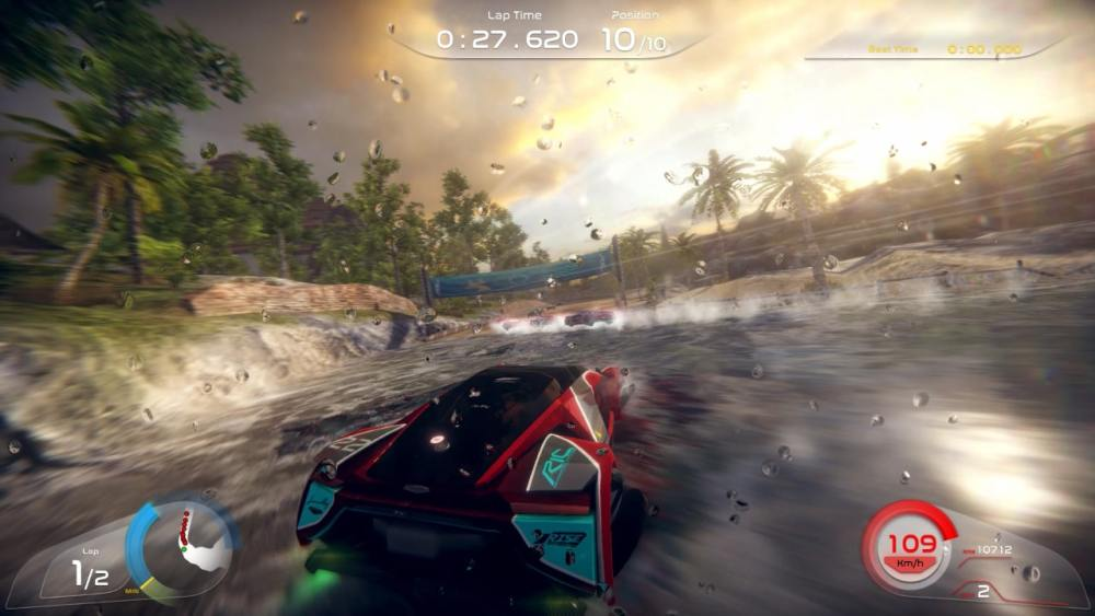 Rise: Race The Future Review Screenshot 2