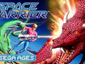 SEGA AGES Space Harrier Logo