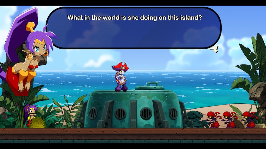 Shantae And The Seven Sirens Screenshot 6