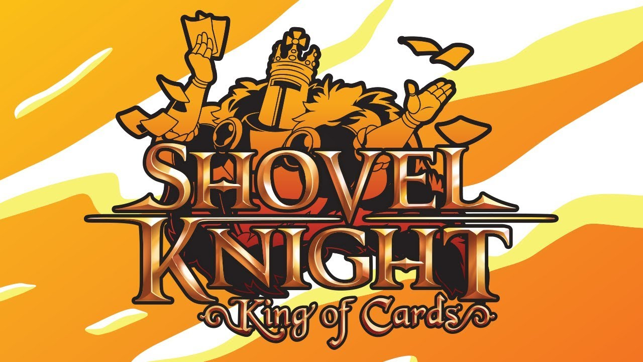 Shovel Knight: King of Cards Logo