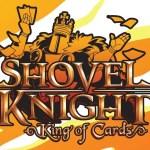 Shovel Knight: King of Cards Logo
